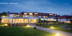 Wellnesshotel Heinz; Grenzhausen, Westerwald
