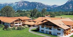 Wellness-Hotel Sommer **** - Füssen, Allgäu