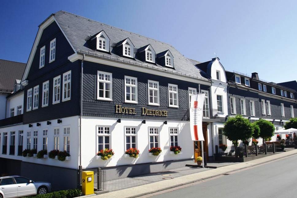 Hotel Diedrich **** – Hallenberg | Sauerland | NRW