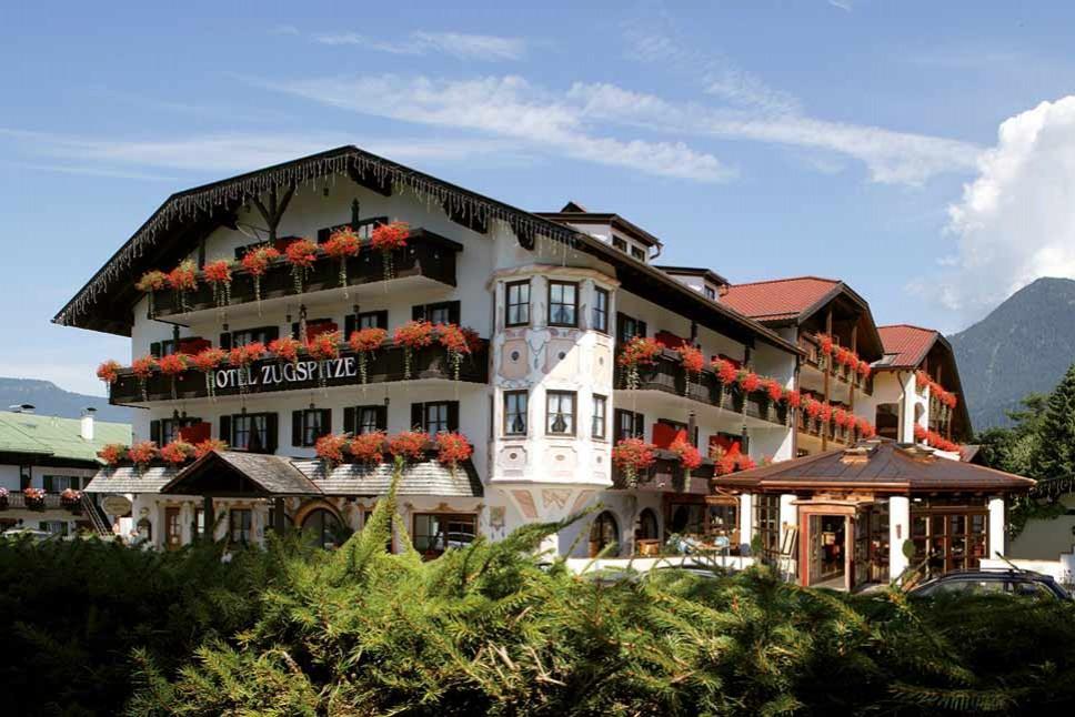 Hotel Zugspitze **** – Garmisch-Partenkirchen | Oberbayern