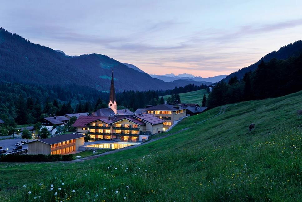 Hubertus Alpin Lodge & Spa **** – Balderschwang | Allgäu