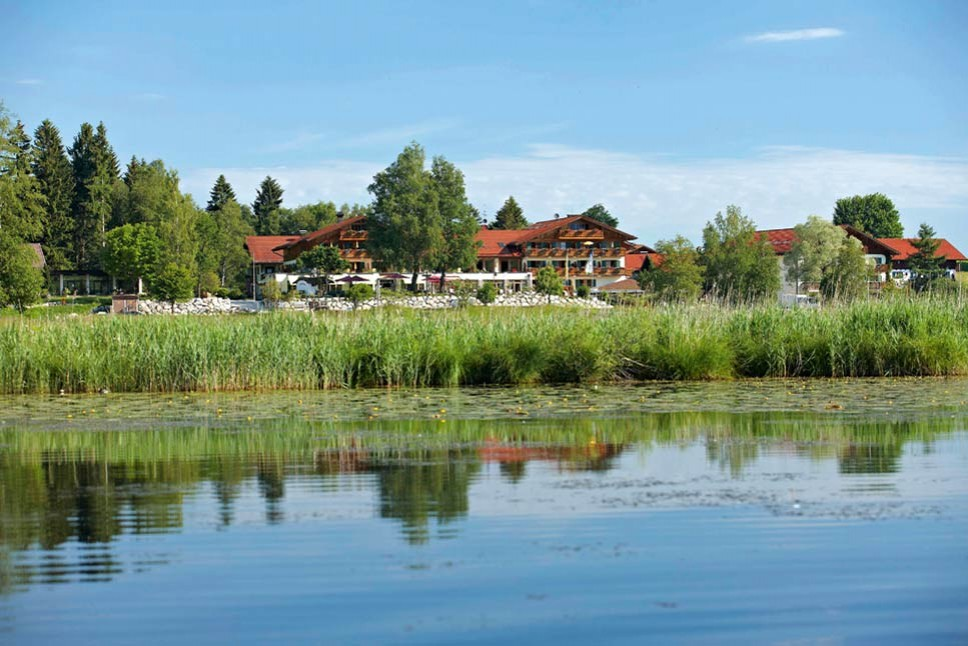 Parkhotel am Soier See **** superior – Bad Bayersoien | Oberbayern