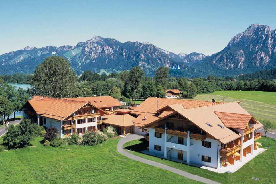 Wellness-Hotel Sommer **** – Füssen | Allgäu