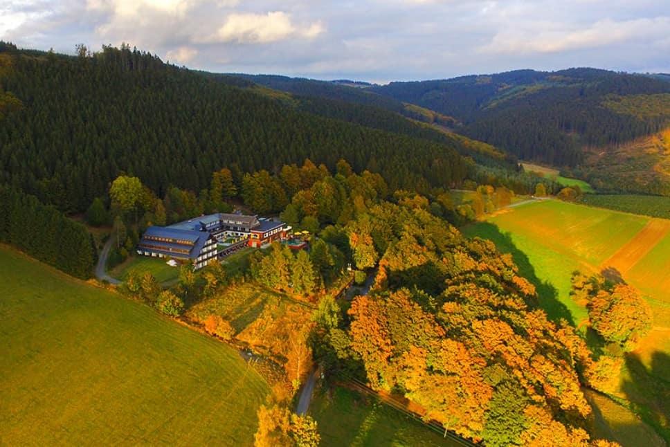Waldhaus Ohlenbach **** – Schmallenberg | Hochsauerland | NRW